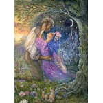 Puzzle  Grafika-T-00544 Josephine Wall - Love Between Dimensions