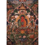 Puzzle  Grafika-T-00601 Buddha Amitabha in His Pure Land of Suvakti