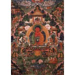 Puzzle  Grafika-T-00602 Buddha Amitabha in His Pure Land of Suvakti