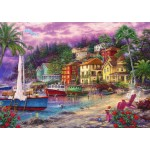 Puzzle  Grafika-T-00720 Chuck Pinson - On Golden Shores