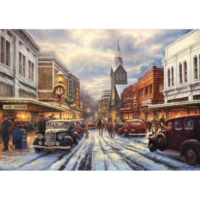 Chuck Pinson - The Warmth of Small Town Living