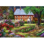 Puzzle  Grafika-T-00818 Chuck Pinson - The Sweet Garden