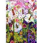 Puzzle  Grafika-T-00898 Sally Rich - Lillys