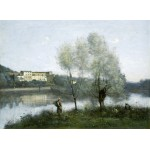 Puzzle   Jean-Baptiste-Camille Corot: Ville-d'Avray, 1865