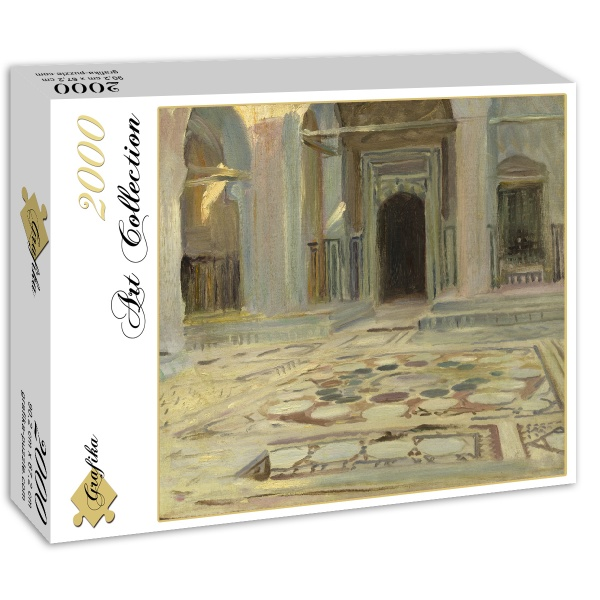 John singer sargent pavement cairo 1891 2000 teile for Cairo versand