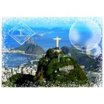 Puzzle   Travel around the World - Brasilien
