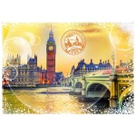 Puzzle   Travel around the World - Großbritannien