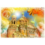 Puzzle   Travel around the World - Russland