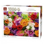 Puzzle   Bed of Flowers