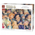 Puzzle   Collectible Dolls