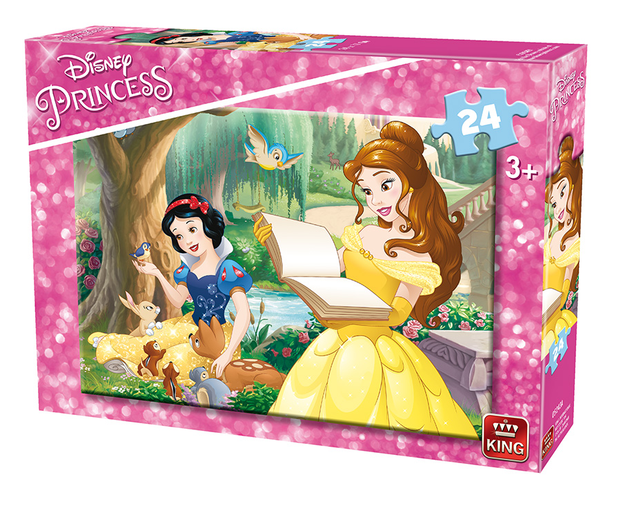 Disney Princess 24 Teile King International Puzzle