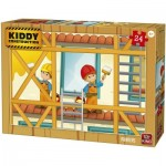 Puzzle   Kiddy Construction - Painters