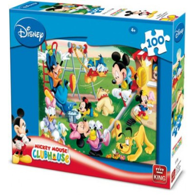 Puzzle King-Puzzle-05112-A Disney: Mickey Mouse