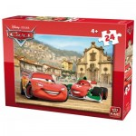 Puzzle  king-Puzzle-05245-B Cars