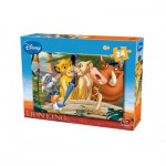 Puzzle  King-Puzzle-05247-A The Lion King