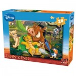 Puzzle  King-Puzzle-05247B The Lion King