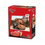 Puzzle  King-Puzzle-05301-H Cars 3