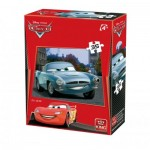 Puzzle  King-Puzzle-05301-I Cars 3
