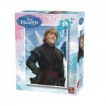 Puzzle  King-Puzzle-05304-B Disney - Frozen