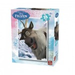 Puzzle  King-Puzzle-05304-D Disney - Frozen