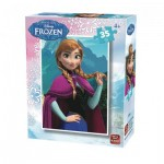 Puzzle  King-Puzzle-05304-E Disney - Frozen