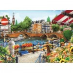 Puzzle  King-Puzzle-05363 Amsterdam