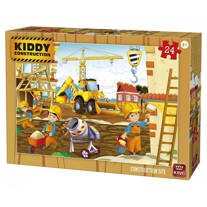 Kiddy Construction