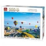 Puzzle  King-Puzzle-05538 Hot Air Balloons