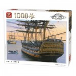 Puzzle  King-Puzzle-05620 Becalmed