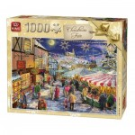 Puzzle  King-Puzzle-05682 Christmas Fair