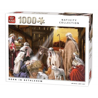 Puzzle King-Puzzle-05726 Born in Bethlehem