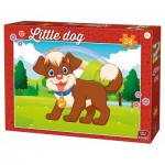 Puzzle  King-Puzzle-05799 Little Dog