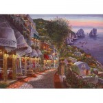 Puzzle  King-Puzzle-55863 Evening Capri