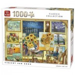 Puzzle  King-Puzzle-55865 Vincent Van Gogh - Collage