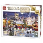 Puzzle  King-Puzzle-55946 Winter Fair