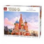 Puzzle   Saint Basil's Cathedral Moscow