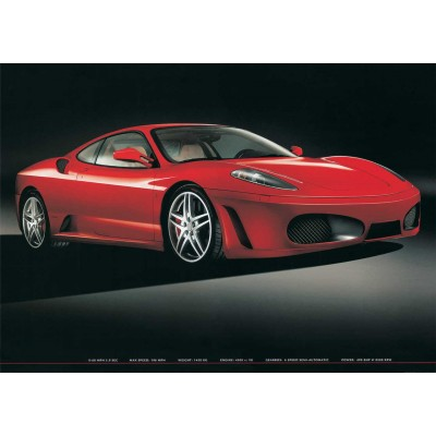 Puzzle KS-Games-11241 Super Car