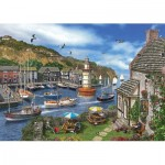 Puzzle  KS-Games-11386 Dominic Davison: The Village Harbour