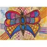 Puzzle  KS-Games-11484 Schmetterling