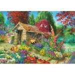 Puzzle  KS-Games-22004 The Garden Shed