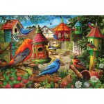 Puzzle  KS-Games-23003 Bird House Gardens