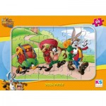 KS-Games-LT704 Rahmenpuzzle - Looney Tunes