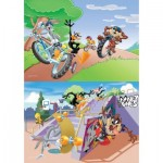 KS-Games-LT741 2 Puzzles - Looney Tunes