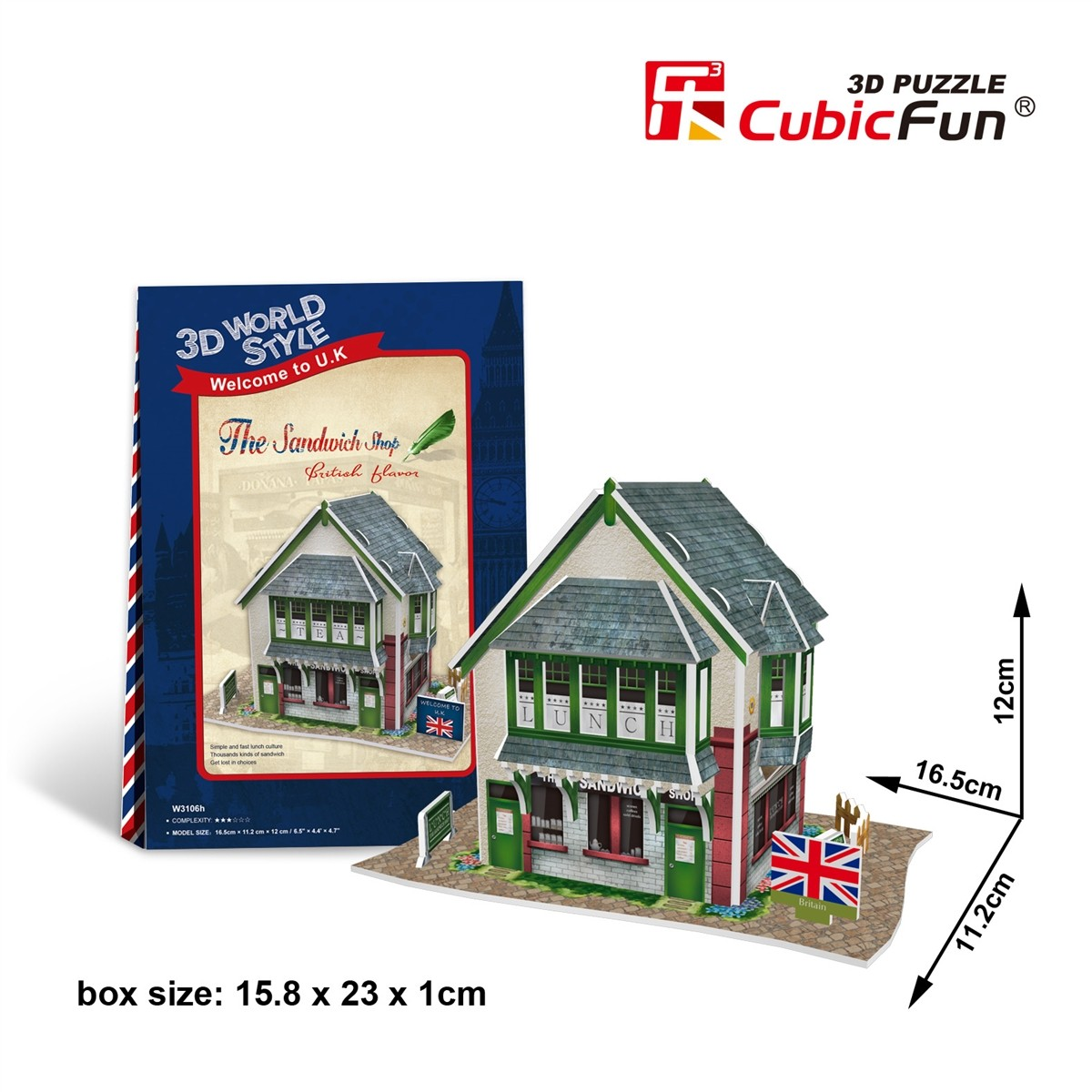 cubic-fun-3d-puzzle-world-style-welcome-to-uk-36-teile-puzzle-cubic-fun-w3106h