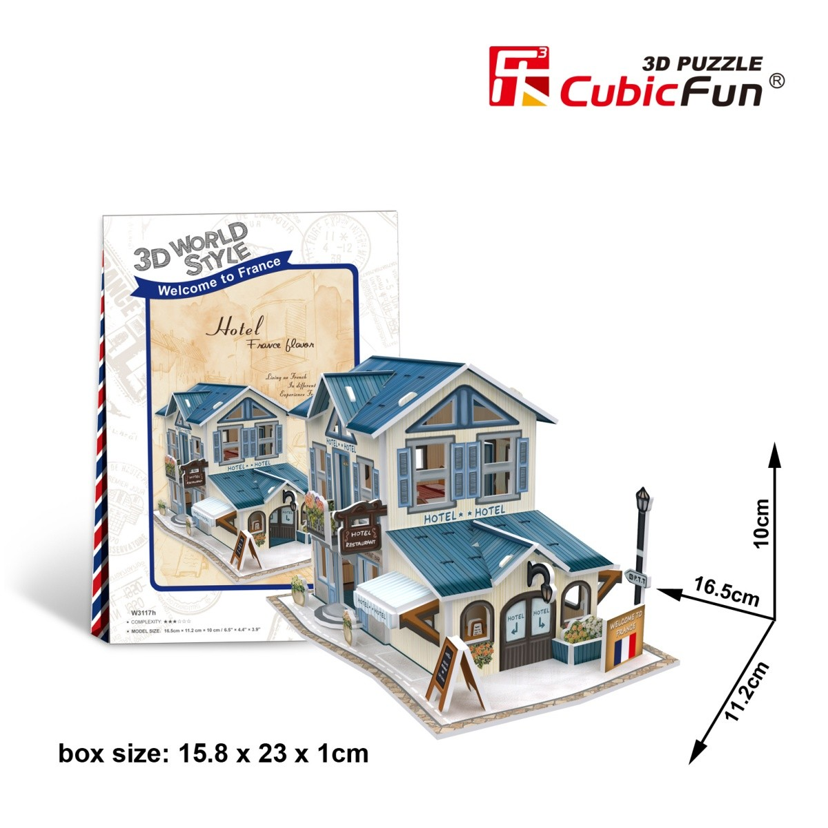 cubic-fun-3d-puzzle-world-style-welcome-to-france-32-teile-puzzle-cubic-fun-w3117h