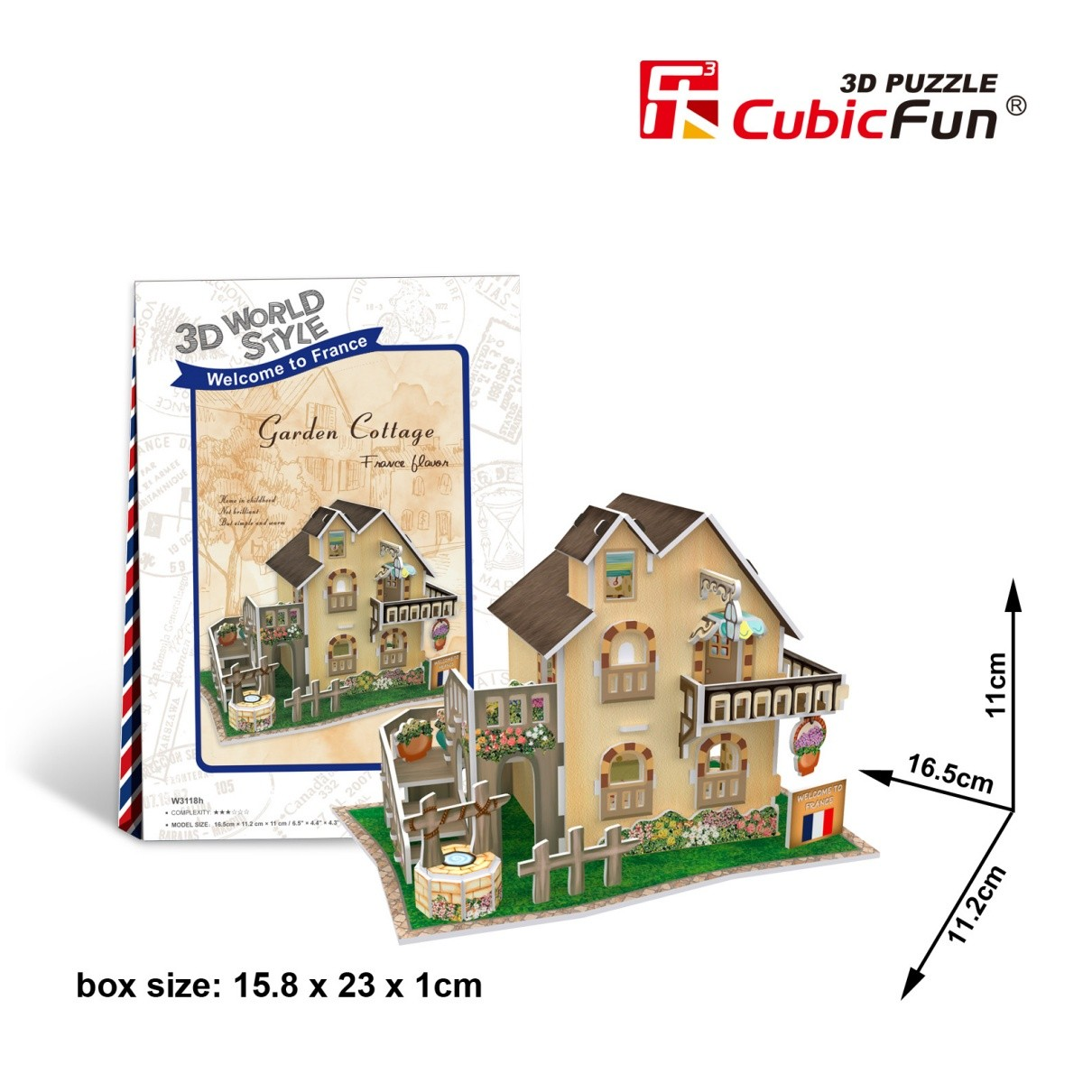 cubic-fun-3d-puzzle-world-style-welcome-to-france-36-teile-puzzle-cubic-fun-w3118h