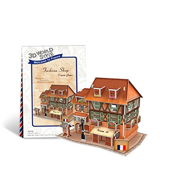 cubic-fun-3d-puzzle-world-style-welcome-to-france-31-teile-puzzle-cubic-fun-w3119h