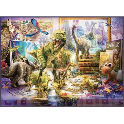 Ausgefallenkreatives - Perre Anatolian Dino Toys Come Alive 1000 Teile Puzzle Perre Anatolian 1067 - Onlineshop Puzzle.de