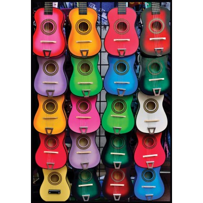 Ausgefallenkreatives - Perre Anatolian Colored of Music 500 Teile Puzzle Perre Anatolian 3579 - Onlineshop Puzzle.de