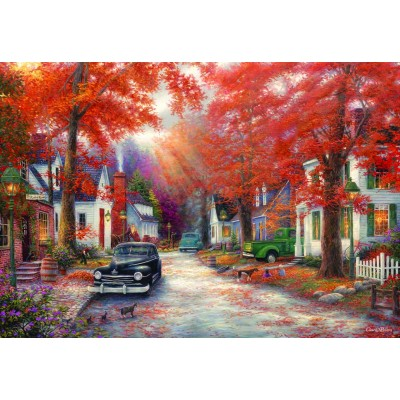 Ausgefallenkreatives - Perre Anatolian A Moment On Memory Lane 2000 Teile Puzzle Perre Anatolian 3930 - Onlineshop Puzzle.de